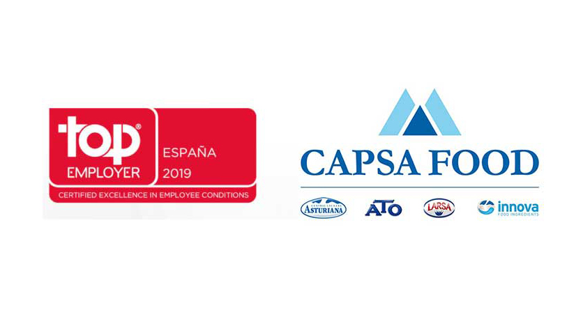 CAPSA Top Employer